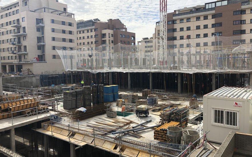 Vicálvaro, con El Cañaveral al frente, centra la producción de vivienda nueva en Madrid