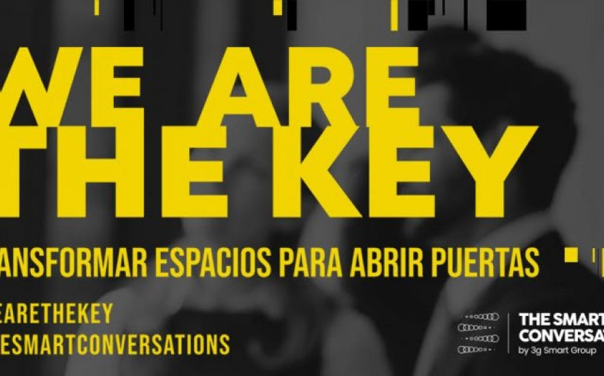 """WE ARE THE KEY"" 23 de Enero. Real Estate Future Trends"