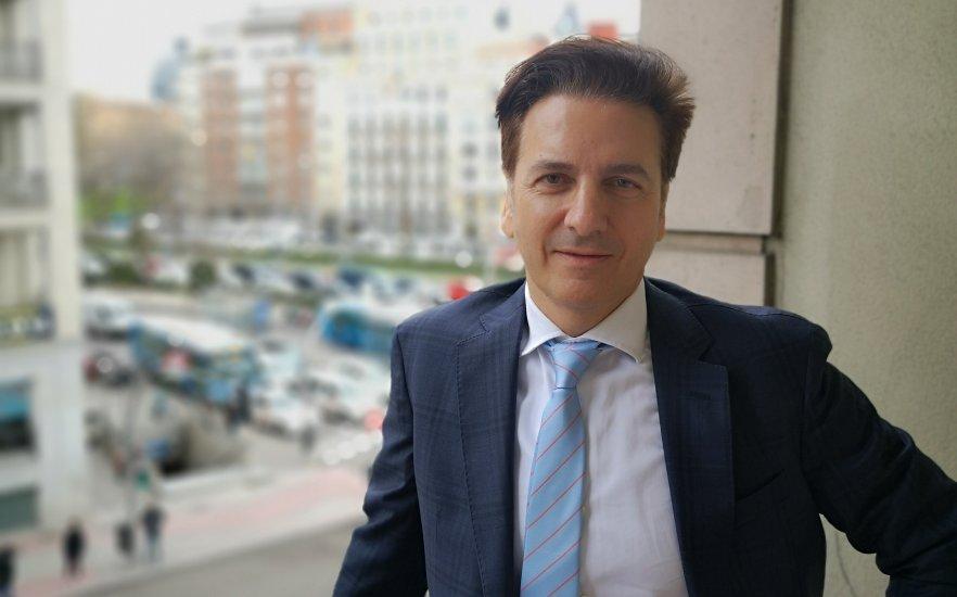 Javier Naval nuevo delegado de Madrid